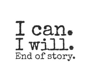 Determination: Super Short Story #531