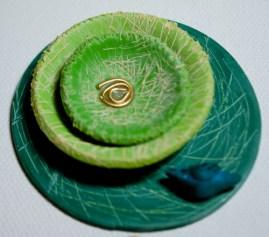 Spring Tree Disk -Detail