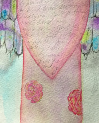 9WatercolorAngel_FinishedTorso