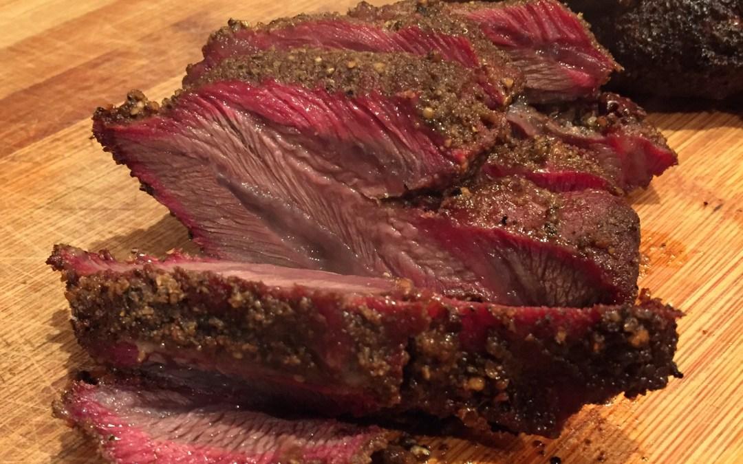 Amazing Smoked Beef Cheeks