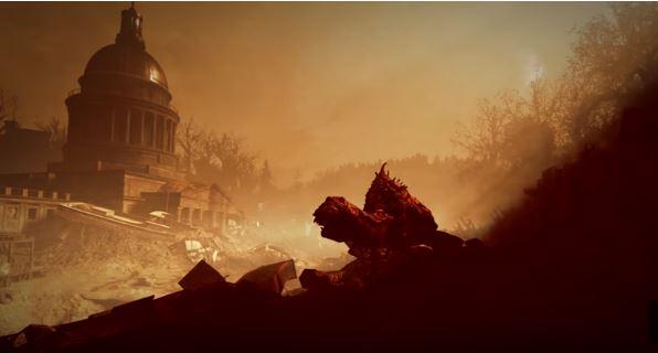 Fallout76 Capitol Building