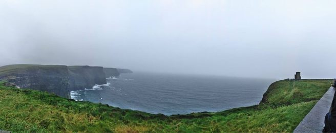 Moonshine in a Teacup| Cliffs of Moher