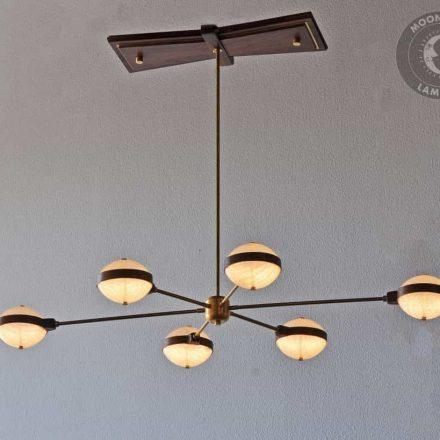 custom lighting at moonshine lamp co