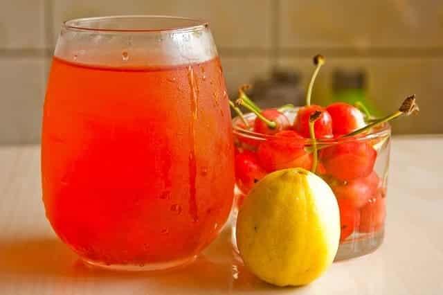 Cherry Pie Moonshine Cocktail Drink Recipe 3