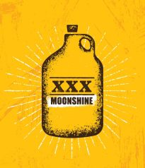 Corn Whiskey and Moonshine 1