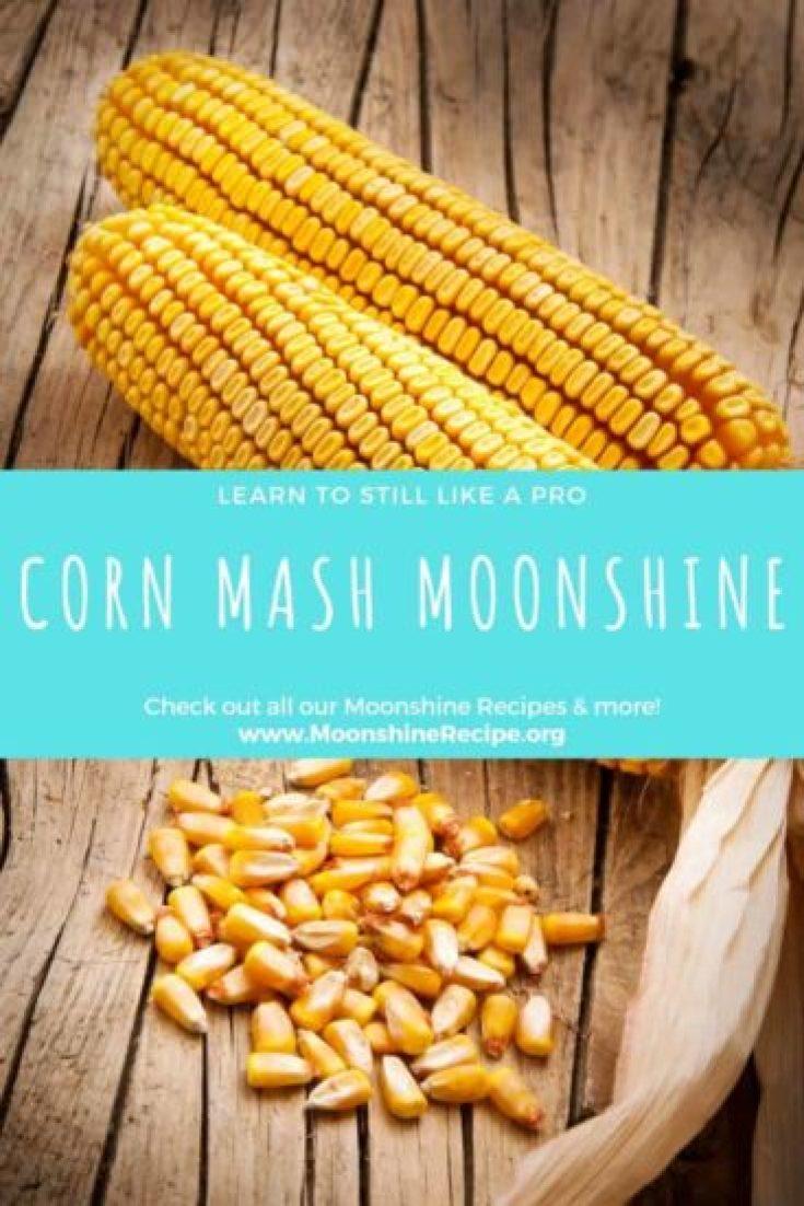 Corn Mash Moonshine Recipe