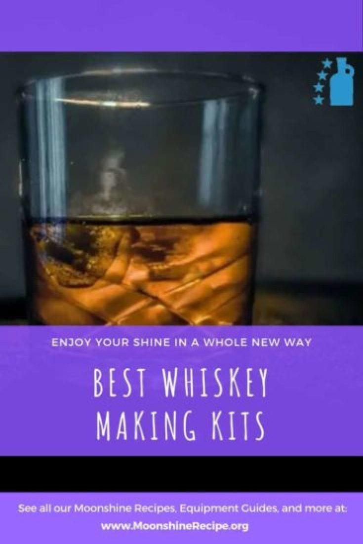 Best Whiskey Making Kits
