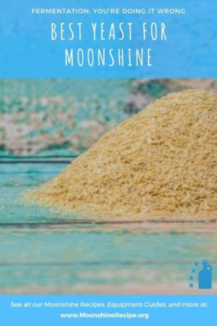 Best Yeast for Moonshine