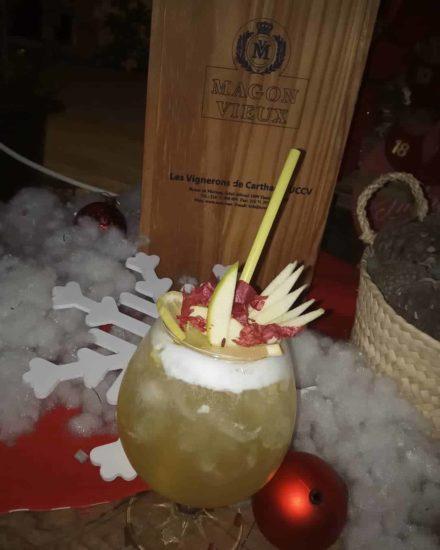 Uncle Jungle Vodka Cocktail