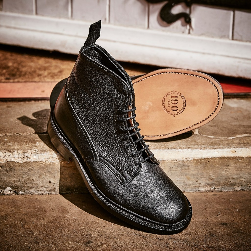 tramping boots Tricker Shoes 190 anniversaire