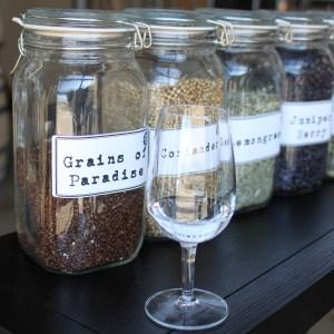 Gin Botanicals Grains