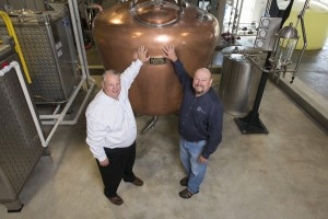 KO Distilling, Co-Founders Karlson and O'Mara, 6-30-2105