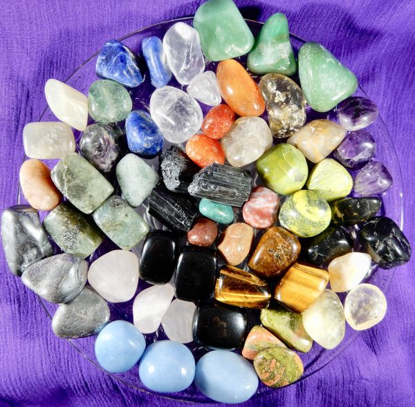 Crystal Assortment Moon Soul Magic
