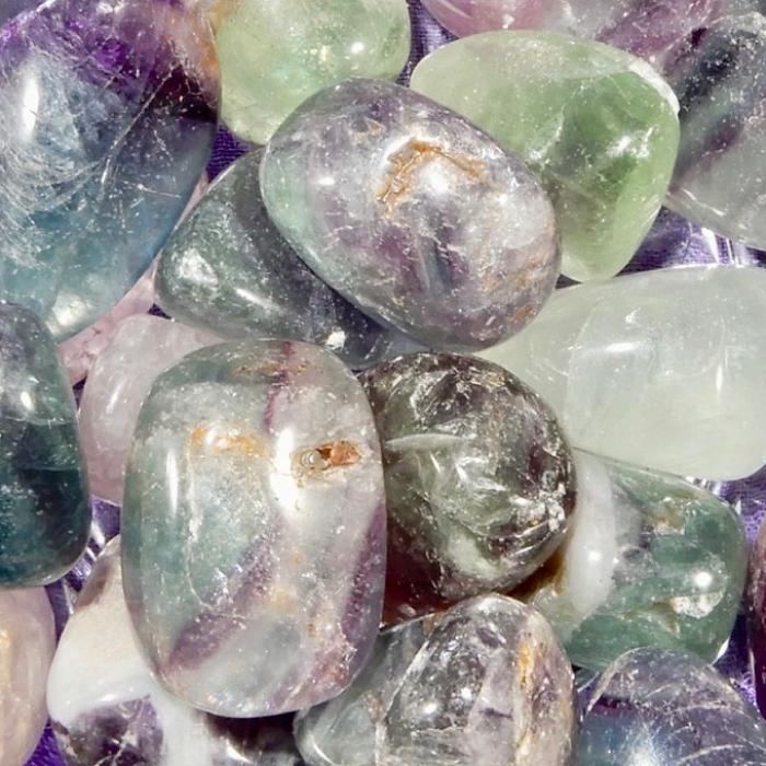 Fluorite Healing Crystals