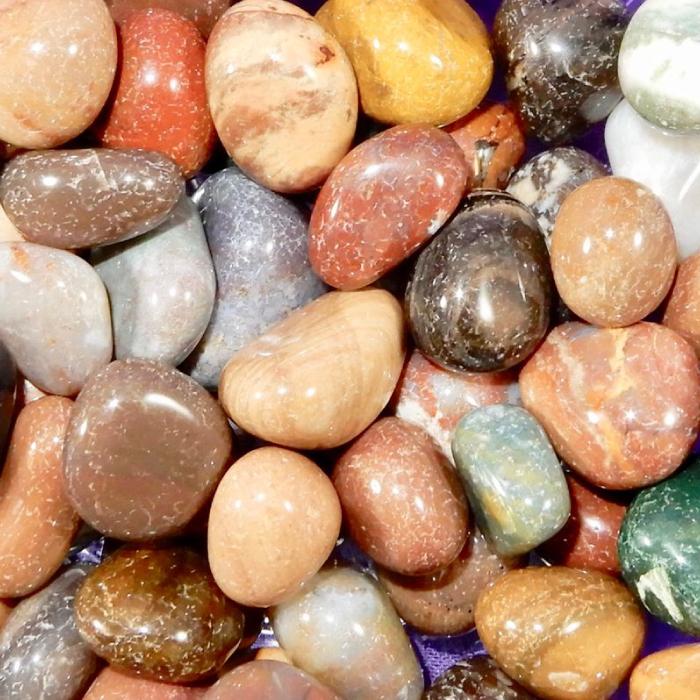 Jasper Healing Stones