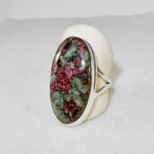 Eudialyte Ring - Size 11