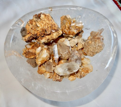 Crystal Clusters from Montana