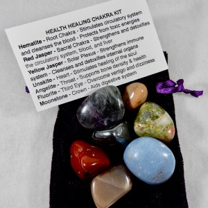 Health Healing Chakra Kit