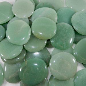 Green Aventurine Discs