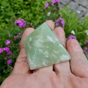 Jade Small Pyramid
