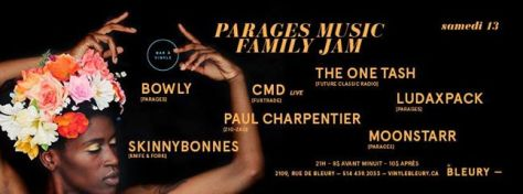 Parages Family Jam