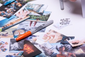 How to make a Vision Board 2