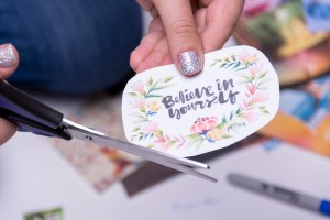How to make a Vision Board 3