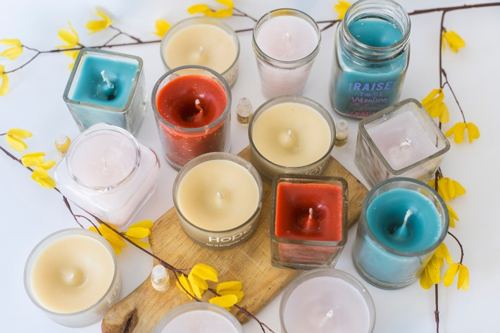 The Manifesting Moon - DIY Candles 30