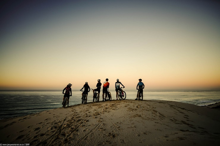 The De Hoop Vlei MTB Experience will host its third annual mountain bike event from August 20 to 22 at De Hoop Nature Reserve, and there are still some entries available. Photo: Jacques Marais