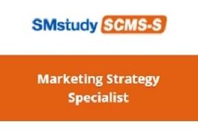 Marketing Strategy Specialist (SCMS-S)