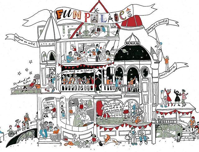 fun palace - Cedric Price
