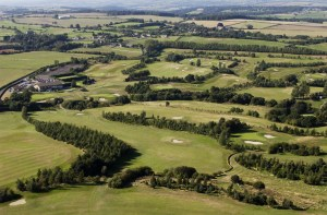 Moor Allerton Golf Club Aerial photo