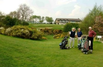 Moor Allerton Golf Club - Rabbits