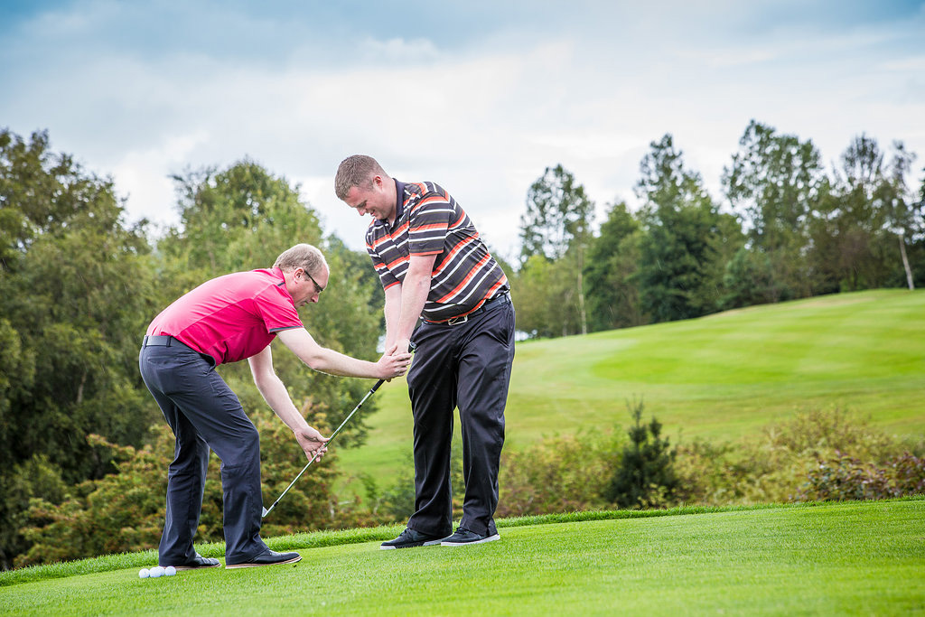 Moor Allerton Golf Club - Professional Lessons