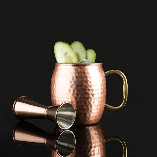 MOORGIN - Gin aus Kolbermoor BAVARIAN MULE CUPPER
