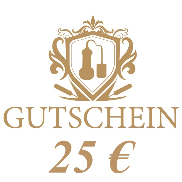 25€ Gutschein MOORDESTILLERIE Kolbermoor