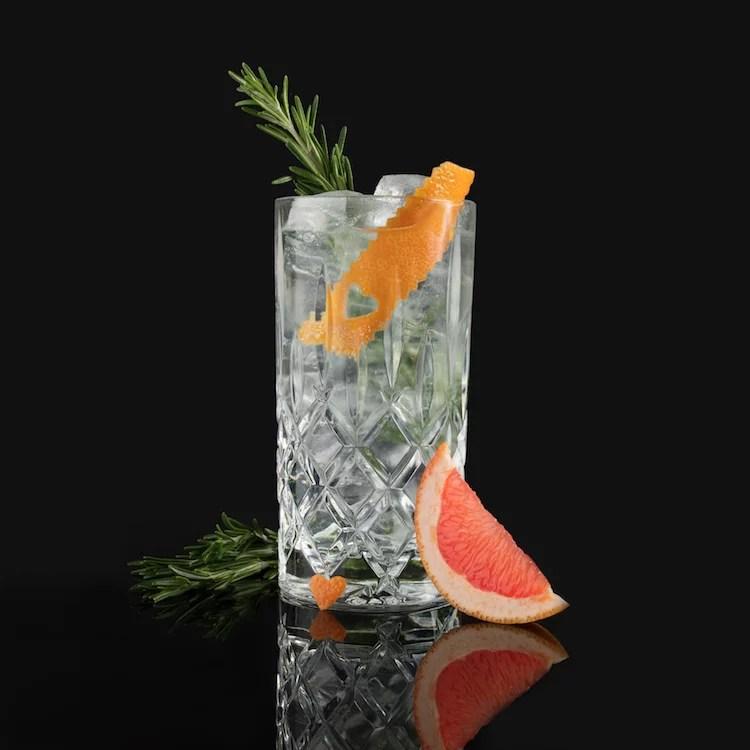 MOORGIN & TONIC FLORENTINA - MOORDESTILLERIE Signature Drink