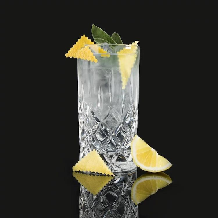 SALVIA MOORGIN & TONIC - MOORDESTILLERIE Signature Drink