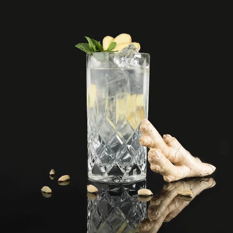 THAI MOORGIN & TONIC - MOORDESTILLERIE Signature Drink