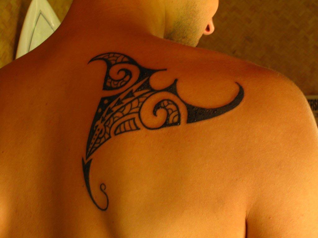 Machine Tattoo 2 Tahitian Tattoo Artist On Moorea