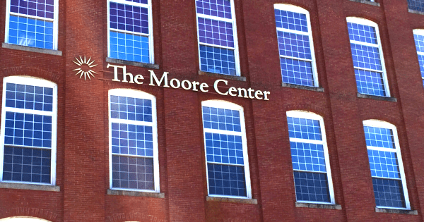 The Moore Center Gives Back