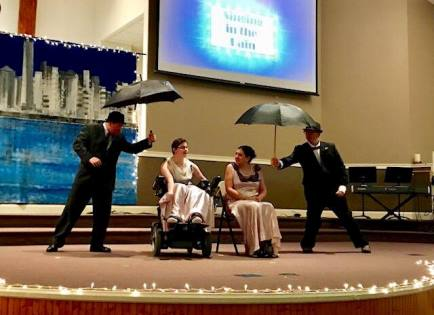 6th Annual Dancing With The Rising Stars Event!