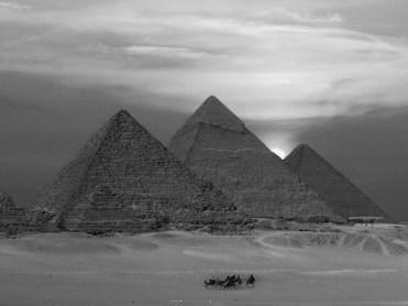 Pyramids of Egpyt