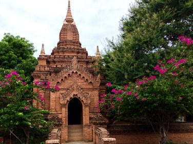 Ancient Temples of Bagan; Myanmar (Burma) (July 2016)