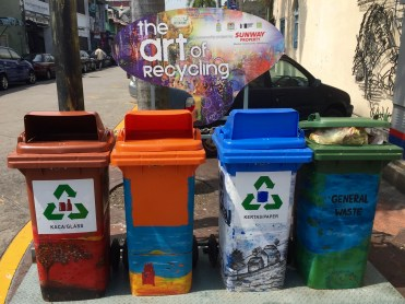 "The ""art"" of recycling!"