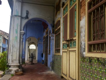 Streets of George Town