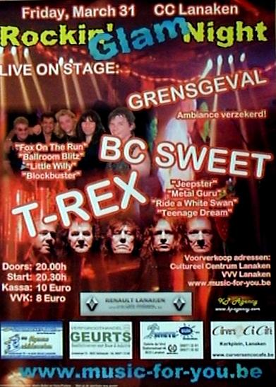 BC Sweet in Lanaken, Belgium 2006
