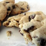 Best Peanut Butter Chocolate Chip Cookies