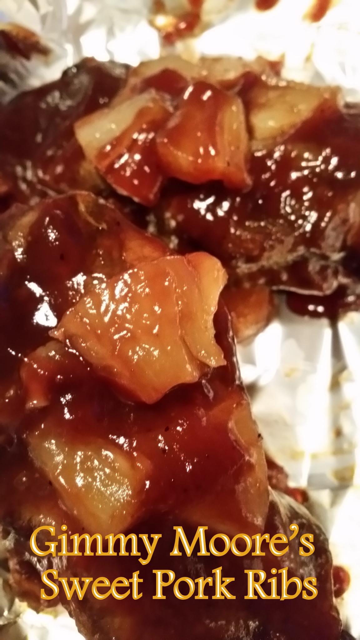 Sweet Pork Ribs