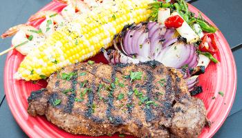 Hawaiian Chicken Kebabs #SundaySupper - Moore or Less Cooking